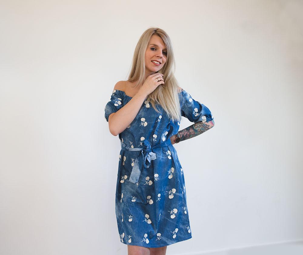 Nähen für Anfänger Kleid