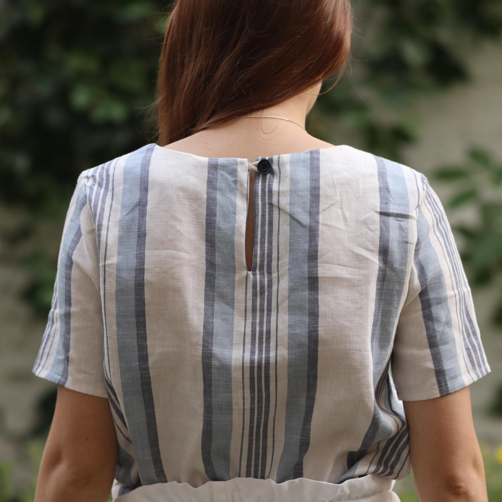 Rückenbeleg selber machen