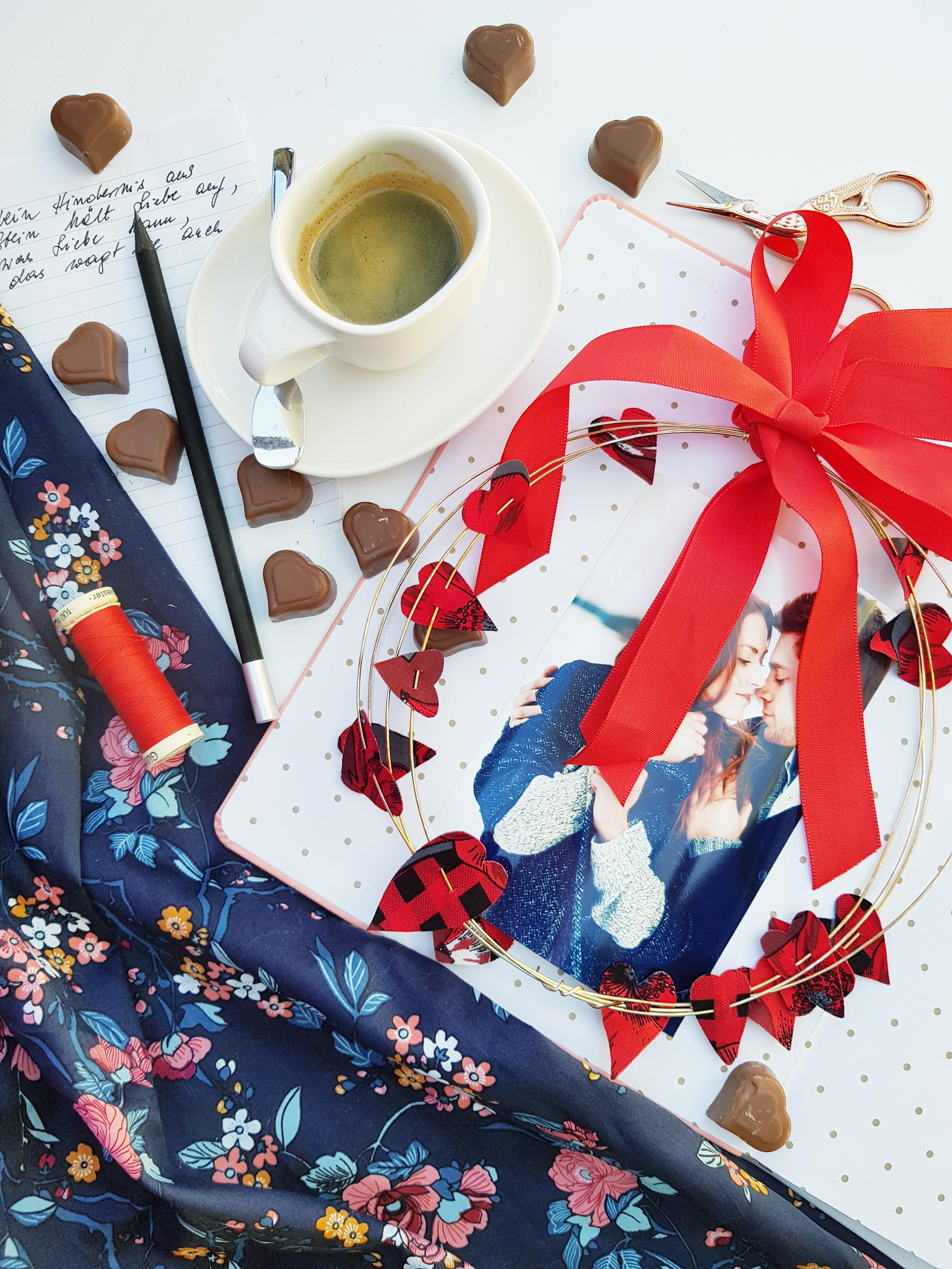Valentinstag DIY Geschenke