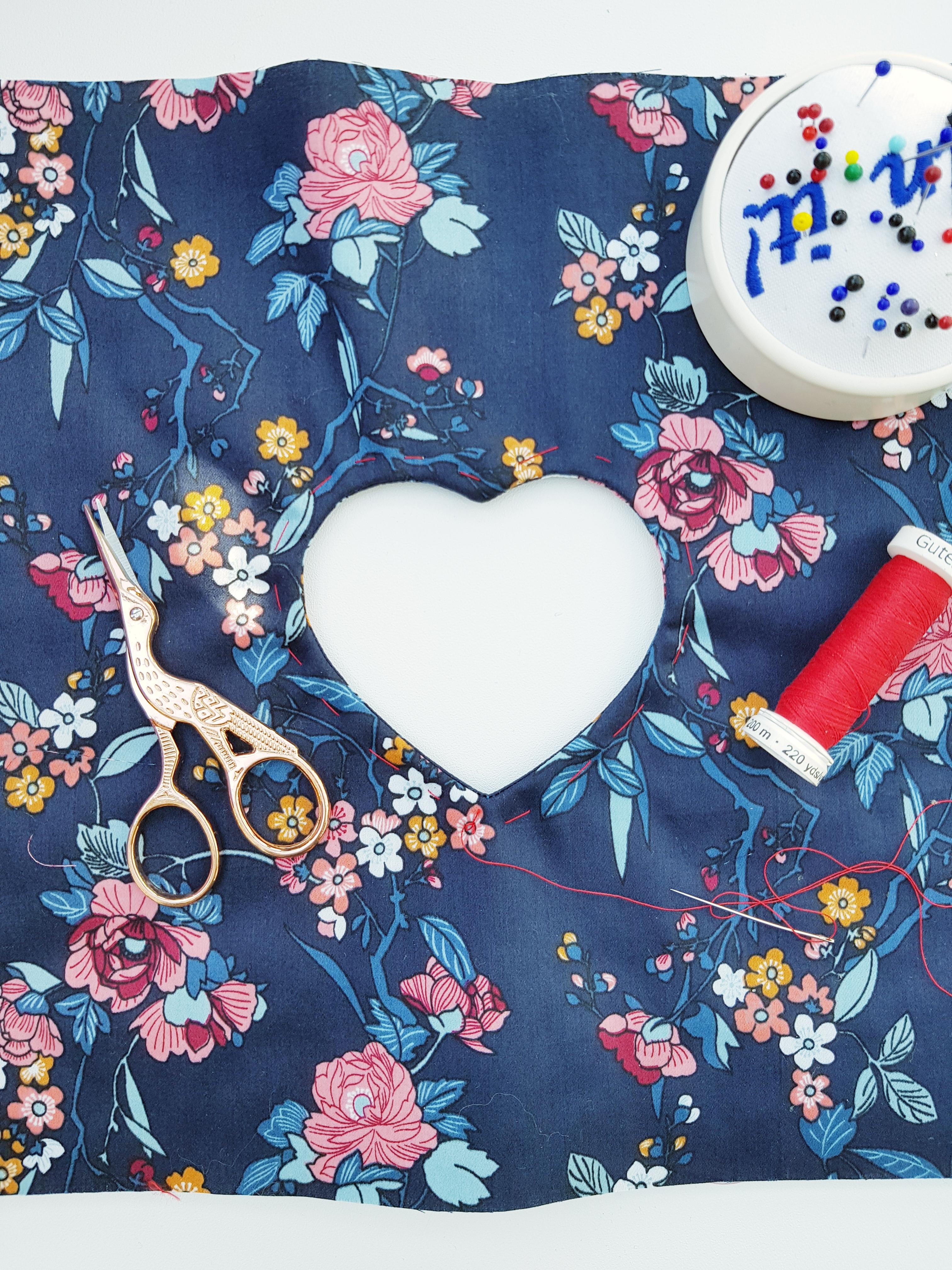 Nähen zum Valentinstag Ideen